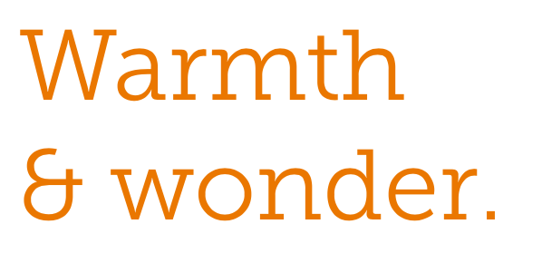 warmthandwonder